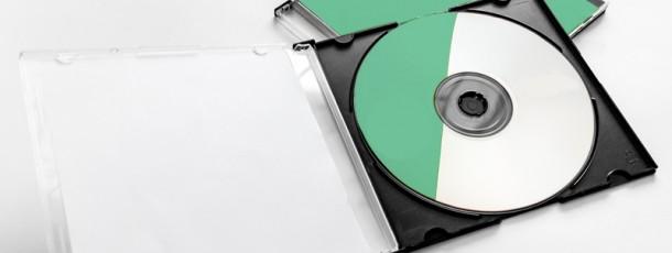 CD و DVD