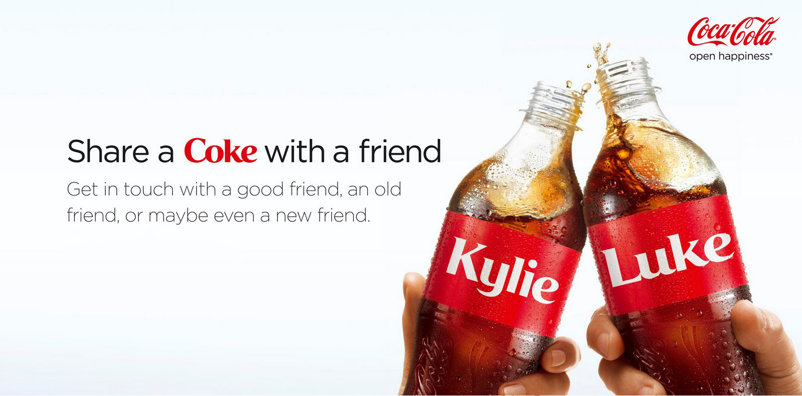 َُShare A Coke With